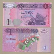 LIBYA Banknotes
