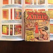 Little Orphan Annie Big Little Book