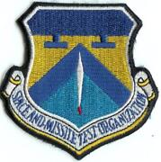 USAF Missile Patches
