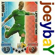 Match Attax Joe Hart