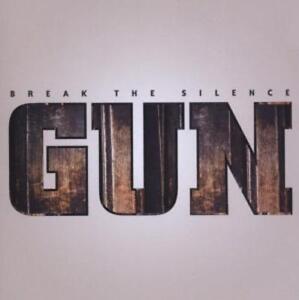 GUN - Break The Silence *CD*NEU/OVP