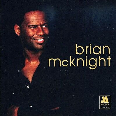 Brian Mcknight   Ultimate Collection  New Cd