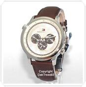 Mens Brown Leather Watches
