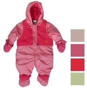 Newborn Girl Snowsuit