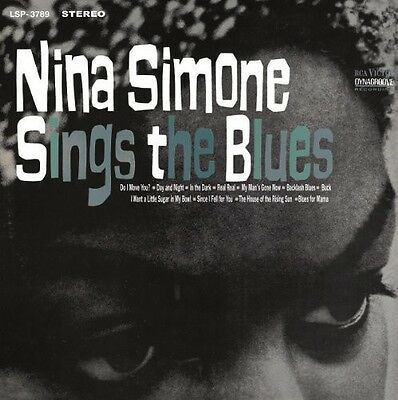 Nina Simone - Sings the Blues [New Vinyl] Holland - Import