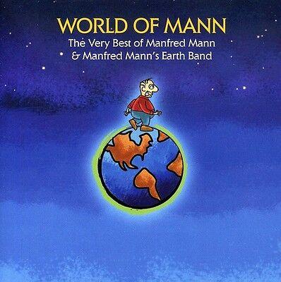 Manfred Mann - World of Mann: Very Best of Manfred Mann [New CD] UK -
