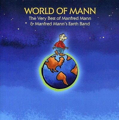 Manfred Mann - World of Mann: Very Best of Manfred Mann [New CD] UK - (Best New World Music)