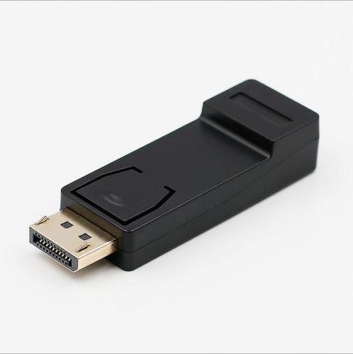 DisplayPort Stecker auf HDMI Buchse Adapter Konverter DP zu auf HDMI 1080P