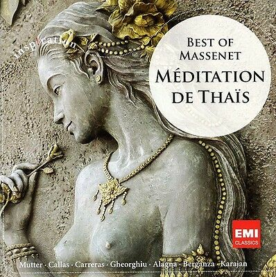 Various Artists, J. - Meditation de Thais: Best of Massenet / Various [New (Best Meditation Music Artists)