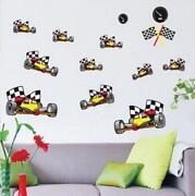 Wandtattoo Formel 1