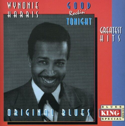Wynonie Harris - Good Rockin' Tonight [New CD]