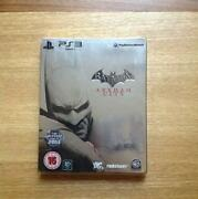 Batman Arkham City PS3 Steelbook
