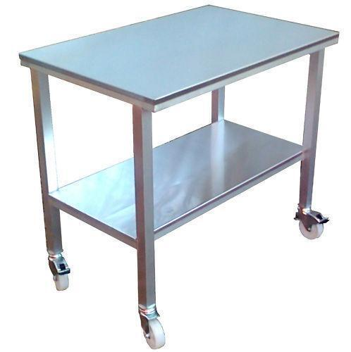 Stainless Steel Catering Table | EBay