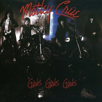 Motley Crue - Girls Girls Girls [cd New] on Sale