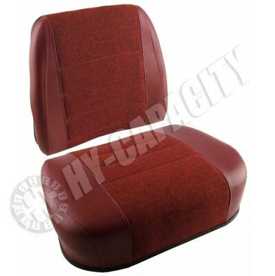 White Tractor Seat 2-85 2-88 2-105 2-110 2-135 2-155 2-180 100 120 125 140 145
