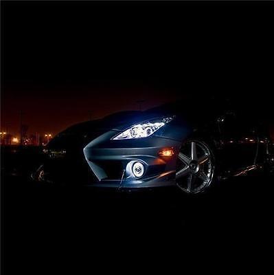Halo Fog Lamp Angel Eye Driving Lights for 2000-2005 Toyota Celica TRD - Lights Body