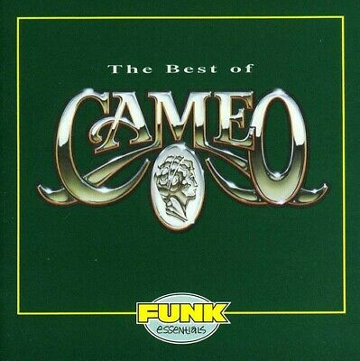 The Best of Cameo by Cameo (CD, May-1993, Mercury) *NEW* *FREE