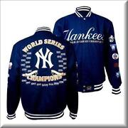 New York Yankees Wool Jacket