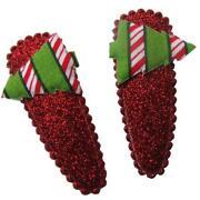 Haarspange Weihnachten