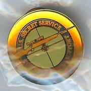 Secret Service Lapel Pin
