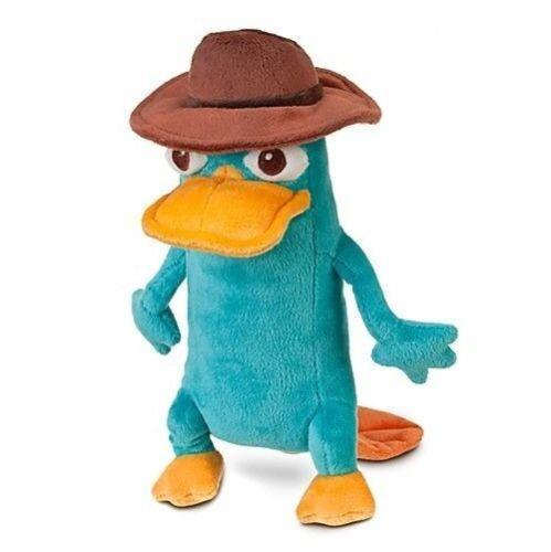 Perry The Platypus Plush Ebay