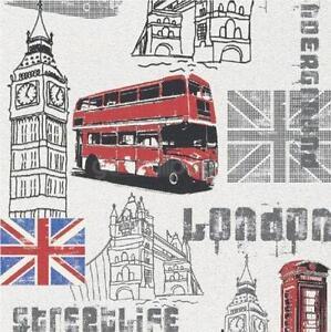 London Wallpaper Ebay