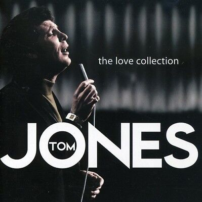 Tom Jones   Love Collection  New Cd  Germany   Import