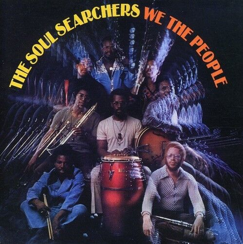 The Soul Searchers - We the People [New CD]