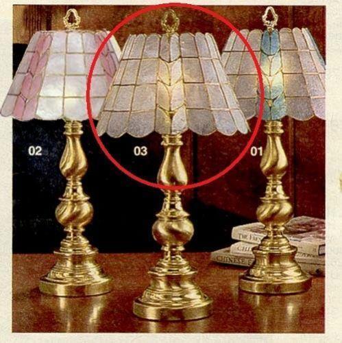 Capiz Lamp Ebay