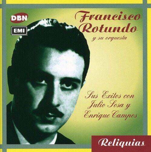 Francisco Rotundo - Sus Exitos Con Sosa y Campos [New CD]