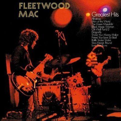 FLEETWOOD MAC Greatest Hits 180gm Vinyl LP 2010 NEW & SEALED Music on Vinyl