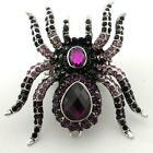 Swarovski Purple Ring