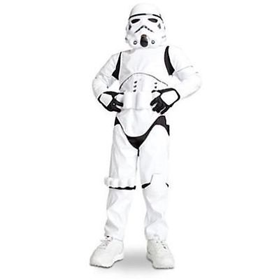 Disney Store Official Stormtrooper Size 4 Costume for Kids - Star Wars Brand New (Stormtrooper Costumes For Kids)