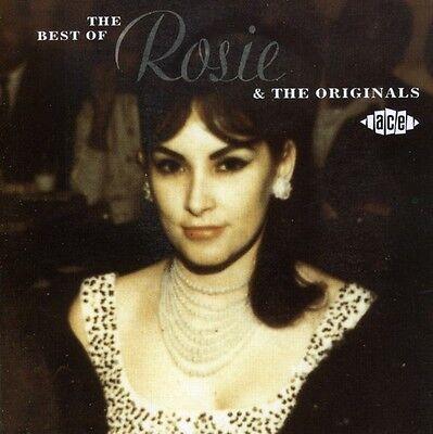 Rosie & the Originals - Best of [New CD] UK - (The Best Of Rosie & The Originals)