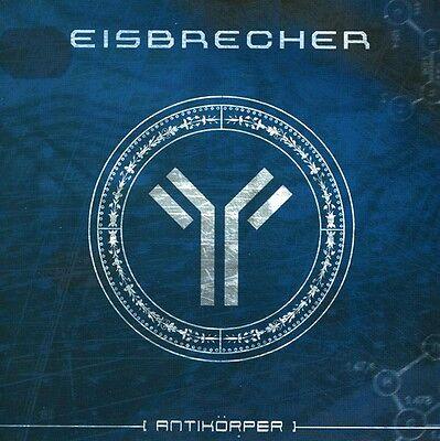 Eisbrecher   Antikorper  Cd New