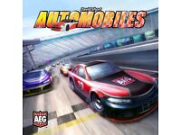Board Game: Automobiles [Very Good Condition]
