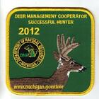 Michigan Successful Deer Hunting Patches