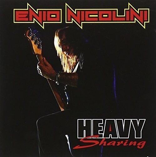 Enio Nicolini - Heavysharing [New CD] UK - Import