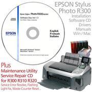 Epson Disc Printer