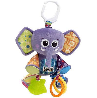 asq BabyInfant Kids Child Classical Style Purple Elephant Toys