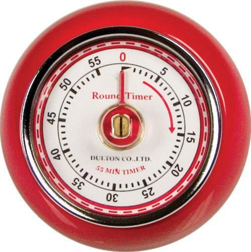 retro kitchen timer  ebay,