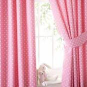 Tab Top Curtains 66x54