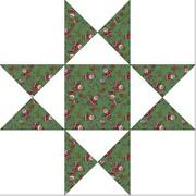 Christmas Quilt Top