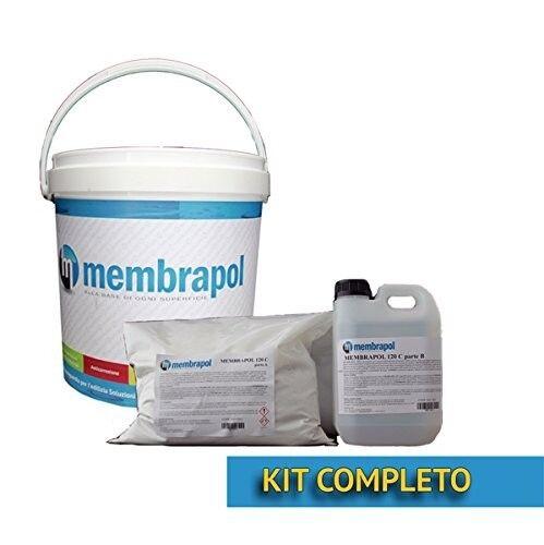 Impermeabilizzante cementizio malta bi-componente impermeabilizzazione veloce