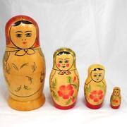 Soviet Union Doll