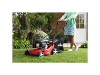 Brand New In Box Wilko Push Lawnmower Self Propelled 1.2L Petrol Tank 118CC 50L Grass Collector