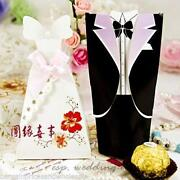 Bride and Groom Favour Boxes