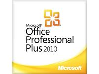 Microsoft Office 2010 PLUS 32/64-bit