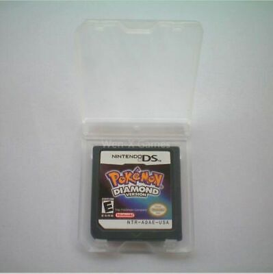 Pokemon: Diamond Version (Nintendo DS, 2007) Game Only for DS / DSi / 3DS XL UK