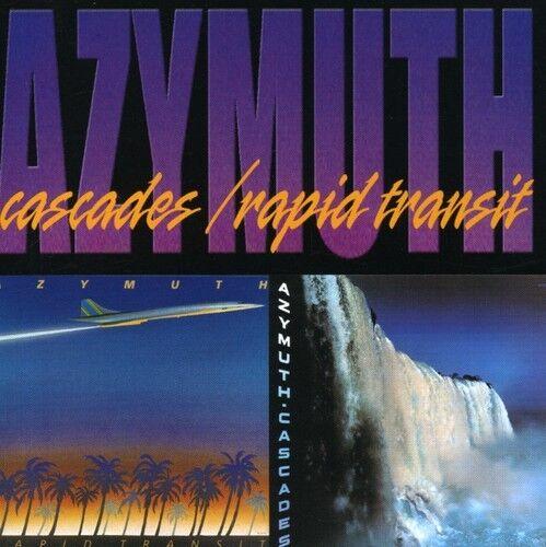 Azymuth - Cascades & Rapid Transit [New CD]